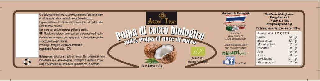 Polpa di cocco 100%